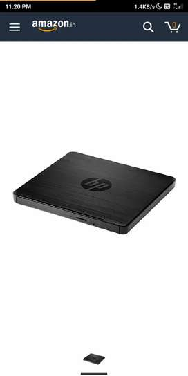 HP portable DVD drive Brnd new