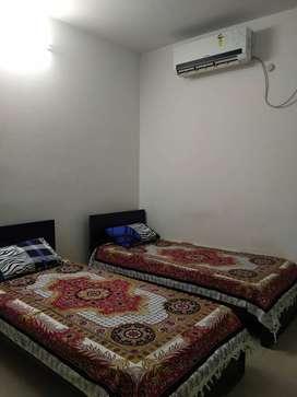 Fully furnished room sharing at manikonda/shaikpet and Lancohills road