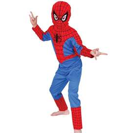 Spiderman / Batman / Superman and many other costume for Kids