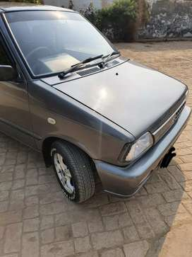 Mehran vxr 2015 for pick and drop in lahore