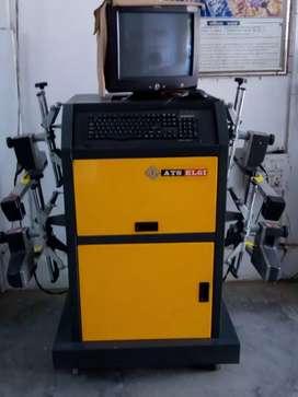 4 Alignment machines