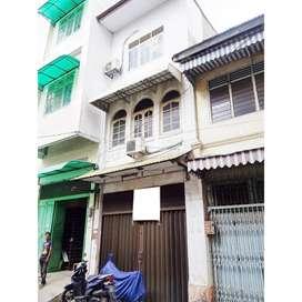 Ruko Jalan Gedeh (dekat Jalan Merbabu) Medan