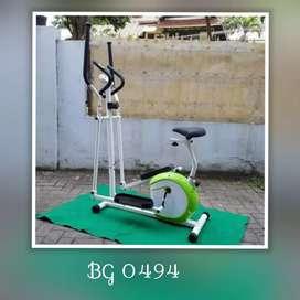 Sepeda Statis Elliptical Bike // Rawless AM 11U06