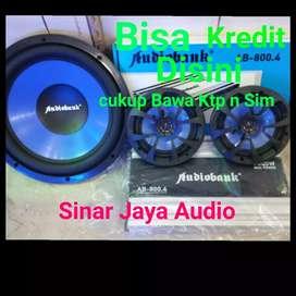 Paket Sound Audio Bank Full Set Bisa Di Kreditkan Tanpa Dp