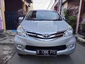 Toyota avanza type g 2013