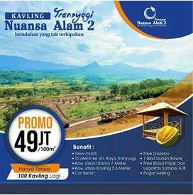 Investasi Tanah Kavling Mulai dari 60 Jtaan