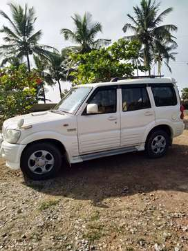 Mahindra Scorpio 2.5 SLX CRDe model 2007 well maintained
