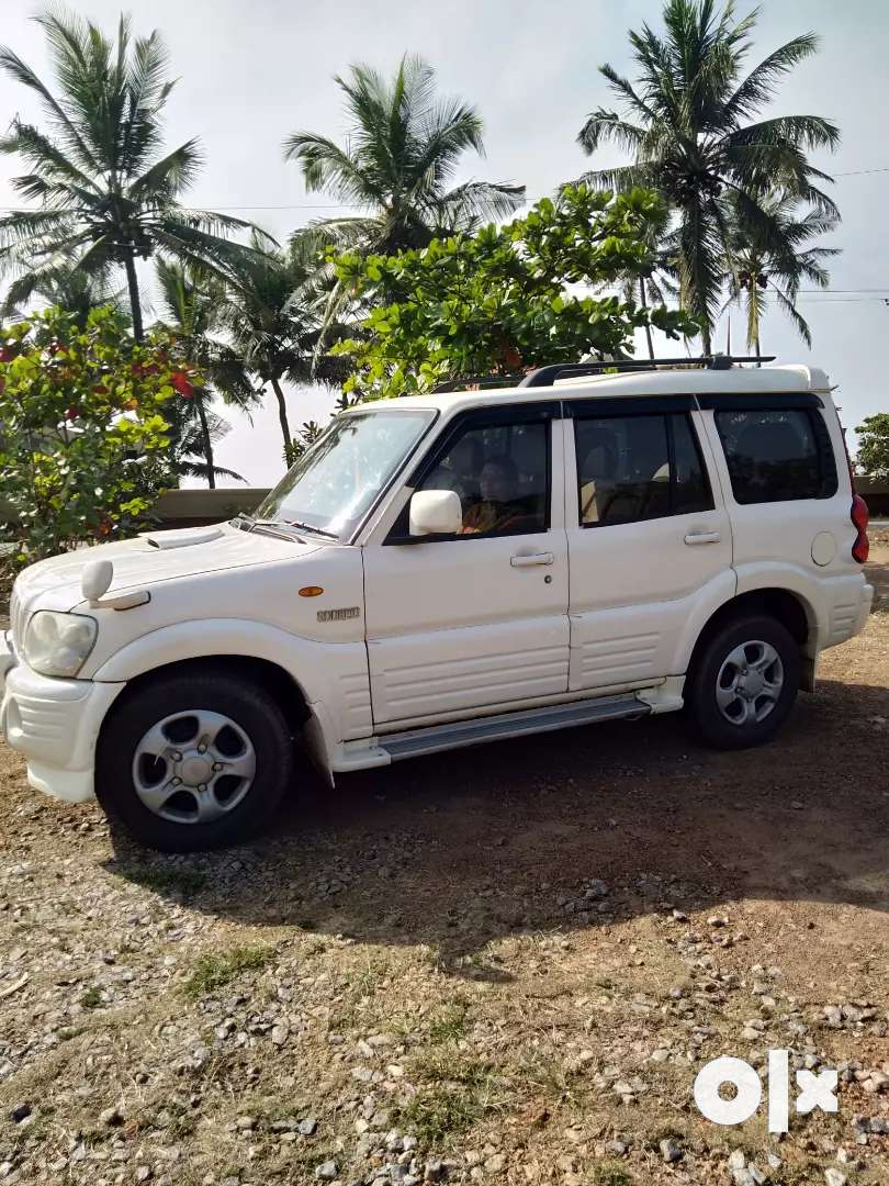 Mahindra Scorpio 2.5 SLX CRDe model 2007 well maintained