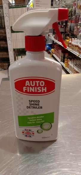 Pengkilap Body Mobil (speed shine detailer)