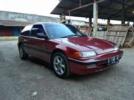 Honda Civic 1989 Bensin