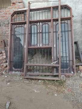 Iron window chokhath complete and door chokhath