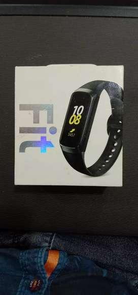 Samsung Galaxy Fit Black (Bluetooth), SM-R37