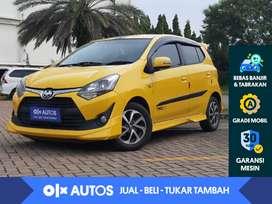 [OLXAutos] Toyota Agya 1.2 G A/T 2018 Kuning