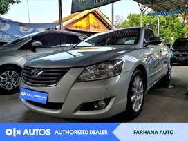 [OLX Autos] Toyota Camry 2006 3.5 Q A/T Bensin Silver #Farhana Auto