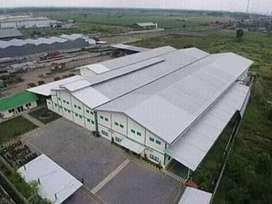 MYS Take over pabrik plastik Balong bendo Sidoarjo
