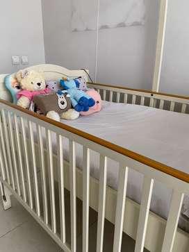 Tempat Tidur Bayi/ Baby Box/ Baby Cot/ Crib