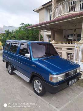 toyota kijang grand extra tahun 1996 manual