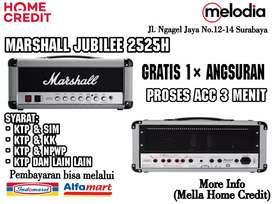 Promo Kredit Marshall Jubilee 2525H Syarat KTP+SIM di Melodia Musik