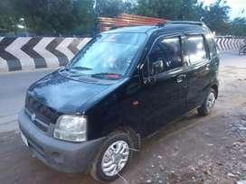 Maruti Suzuki Wagon R LX BS-III, 2007, Petrol
