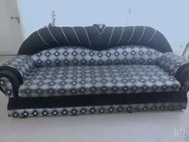 Black Color Sofa is For Sale
