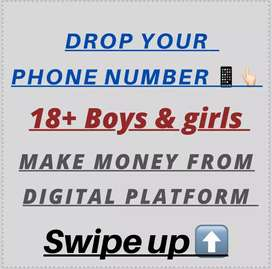 Make money from home through to mobile
