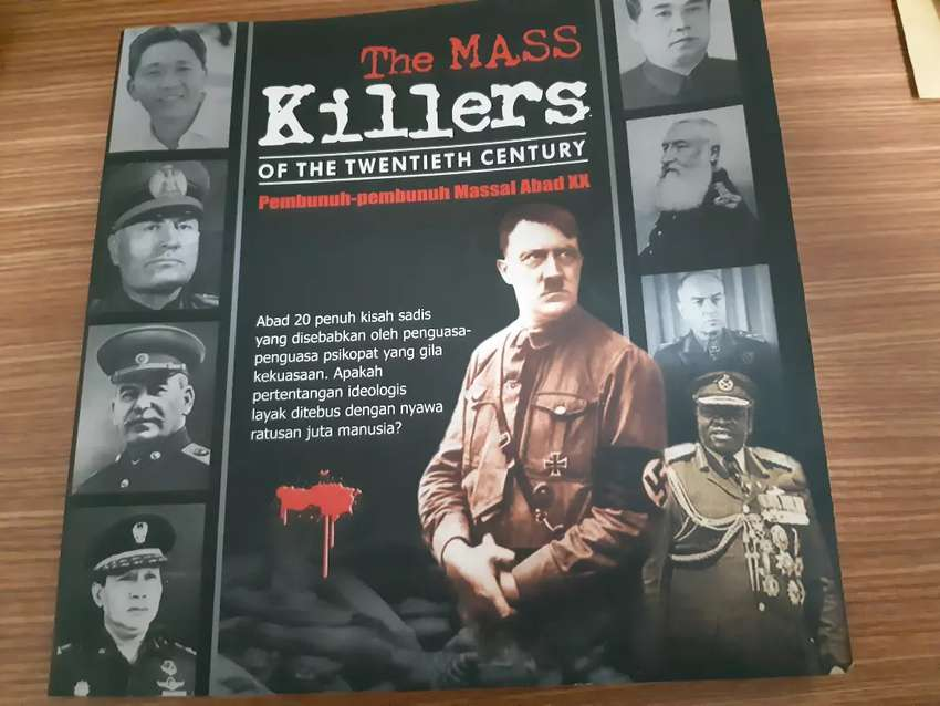 Buku The Mass Killers