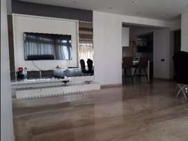 5 BHK furnished flat for sale