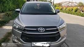 Toyota INNOVA CRYSTA 2.4 GX Manual 8S, 2019, Diesel