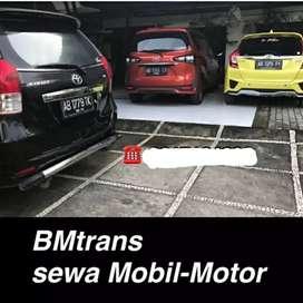 BMtrans jasa sewa mobil rental motor