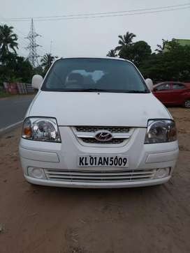 Hyundai Santro 2007  Ac power steering  power windows