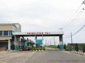 Gudang Baru di Pergudangan Prima Star Tanjung Api Api Palembang