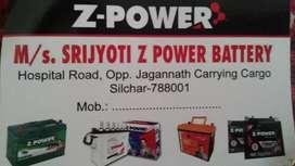 Z power battary 150ah