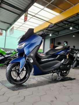 Yamaha New N Max 2020 ABS km8rb Blue Doff Istimewa Simpenan-Mustika