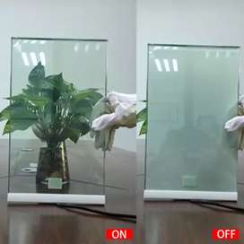 Frosted paper workFrosted glass paper frosted window film