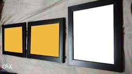 Rectangle Photo Frame - Black