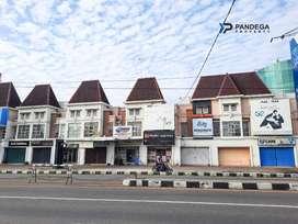 Dijual Ruko di Tepi Ringroad Utara, Dekat Hartono Mall,Tepi Jalan Raya