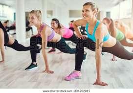 New fitness classes