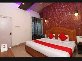 12 Room Furnished 2 STAR Hotel on Sale at Gariahat on 4.5 Katha land