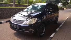 Toyota Innova V 2005 manual km low TDP 15Jt