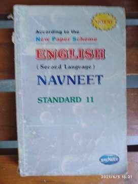 NAVNEET ENGLISH (SECOND LANGUAGE)