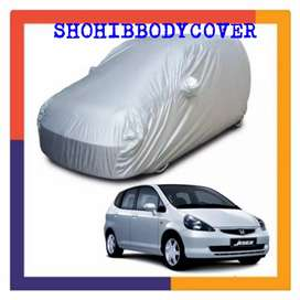 selimut mantel sarung bodycover jas mobil silver 01