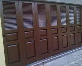 pintu garasi sliding/lipat 81