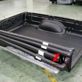 Lapis bak hilux single cabin 4x4 hilux 4x2 import quality