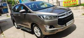 Toyota INNOVA CRYSTA 2.4 GX Manual, 2017, Diesel