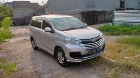 Daihatsu xenia X 1.3 deluxe mt/manual 2016 kredit dp ringan