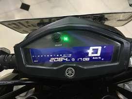 Yamaha Xabre tahun 2016 Mesin oce