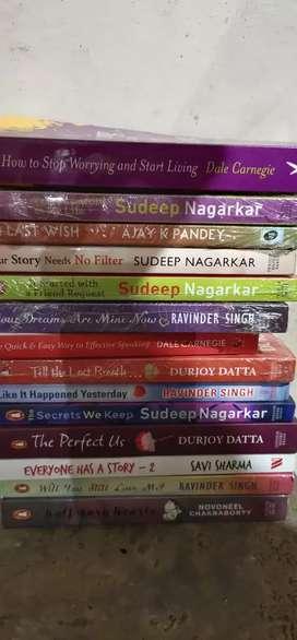 Novels for reading