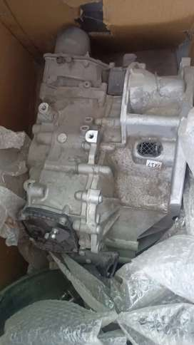 Skoda Rapid automatic gear box with clutch