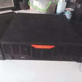 Power mid Visatone S12 500 watt x 2
