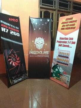 paket x banner murah dan berkualitas